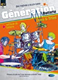 Thievon Eric Generation Batterie Duos & Trios Drums Book/Cd French