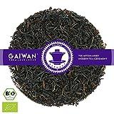 GAIWAN Earl Grey Classic I Bio Schwarzer Tee lose I Schwarztee (250g I Nr. 1267)