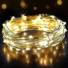 12M Led Lichterkette OMERIL...