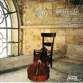Suite No. 6 BWV 1012: IV. Sarabande