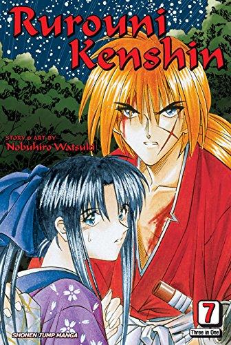 RUROUNI KENSHIN VIZBIG ED GN VOL 07 (OF 9) (C: 1-0-1) (Rurouni Kenshin Vizbig Edition)