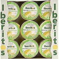 Iberitos - 18 Monodosis de Queso Crema - 22 Gramos