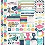 Creative Agenda Cardstock Stickers 12...