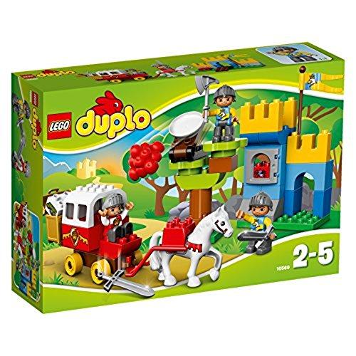 LEGO DUPLO - El robo del tesoro, juego de construcción (10569)