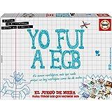 Educa Borrás - Yo fui a EGB, juego de mesa (16587)