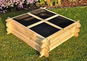nanook kr uter gem sebeet hochbeet pflanzkasten. Black Bedroom Furniture Sets. Home Design Ideas