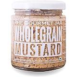 The Gourmet Jar Wholegrain Mustard (170 g)