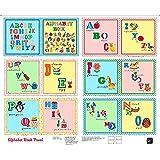 Alphabet Paneel–ABC Kindergarten Weiches Buch