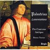 Palestrina : Lamentations de Jérémie. Pro Cantione Antiqua.