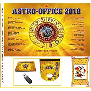 Astrocomp Astrology Softwares Astro Office 2018