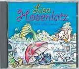Lisa Hosenlatz, Lisa lernt schwimmen, 1 Audio-CD