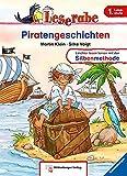 Der Leserabe - Piratengeschichten: Band 4, Lesestufe 1