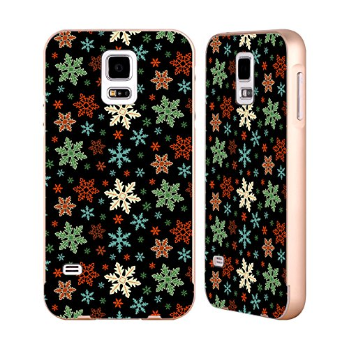 official-haroulita-snow-flakes-patterns-gold-aluminium-bumper-slider-case-for-samsung-galaxy-s5-s5-n