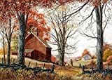 #7: The Countryside Counted Cross Stitch Kits 350x262 stitch73x59cm Counted Cross Stitch Kits,DIY Embroidery Kits
