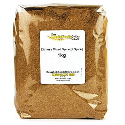 Chinese Mixed Spice [5 Spice] 1kg from Buy Whole Foods Online Ltd.
