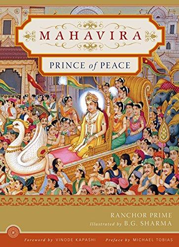 Mahavira: Prince of Peace por Ranchor Prime