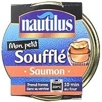 Nautilus Mon Petit Souffle de Saumon 85 g - Pack de 10