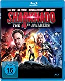 Sharknado 4: The 4th Awakens (uncut) [Blu-ray]