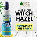 Best Alcohol  Toner - Bliss of Earth Alcohol Free Witch Hazel Astringent Review