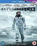 Interstellar [Blu-ray] [2014] [Region Free]