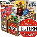 Die besten Schokolade Geschenkkörbe - Beste Eltern der Welt | Schokolade Korb | Bewertungen