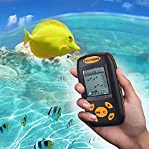 Fish finders for Amazon fish finder