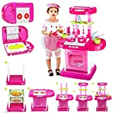 KP SALES Birthday Gift Articles & Luxury Toys Like Battery Operated Kitchen Set + Sweet Shop Kitchen Set Cart Trolley + 37 Keyboard Piano + Scale Remote Control Car + Non Battery Operated Kitchen Set 26 Pc + Fashion Kit 21 Pc + Doctor Suitcase 18 Pc +