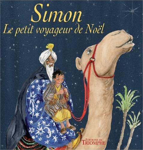 Simon, le petit voyageur de Noël par Martine Bazin