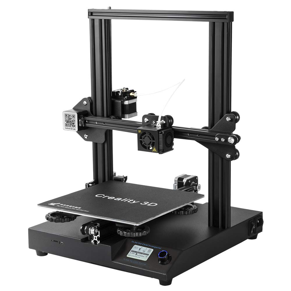 Imprimantes 3D Officielles Creality CR-10, CR-10 Mini and New Version CR-20