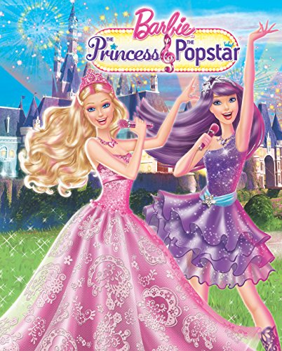 Barbie: The Princess & the PopStar (Barbie) (Big Golden Book) (English Edition)