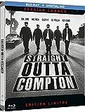 N.W.A Straight Outta Compton [Combo Blu-ray Version Longue + Copie digitale - Édition Limitée boîtier SteelBook]
