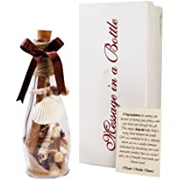 Khatte Meethe Desires Message in A Bottle (Glass Bottle)