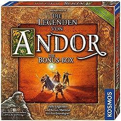KOSMOS Legenden von Andor 694074 - Bonus-Box Die Legenden von Andor