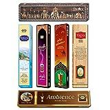 #10: Cycle Pure Agarbathies Combo Value Pack Dasara Pushkarani Yagna Ambience Asli Bakhoor Oudh Fragrances Premium Incense Sticks