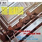 The Beatles - Please Please Me - Apple Records - 1C 072-04 219, EMI Electrola - 1 C 072-04 219