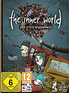 The Inner World - Der letzte Windmönch - [PC]
