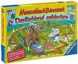 Ravensburger 22218 - Mauseschlau und Bärenstark, Deutschland entdecken