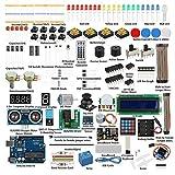 EEEKit Ultimate Starter Learning Kit für Arduino UNO R3 LCD1602 Servoverarbeitung