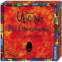 Kosmos 6910730 Expansión Ubongo - Juego de encajar piezas (5-6 jugadores, en alemán)