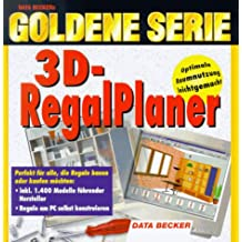 Goldene Serie. 3D- Regalplaner. CD- ROM für Windows 95