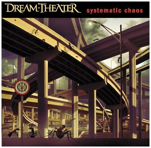 Systematic Chaos by Dream Theater (2007) Audio CD