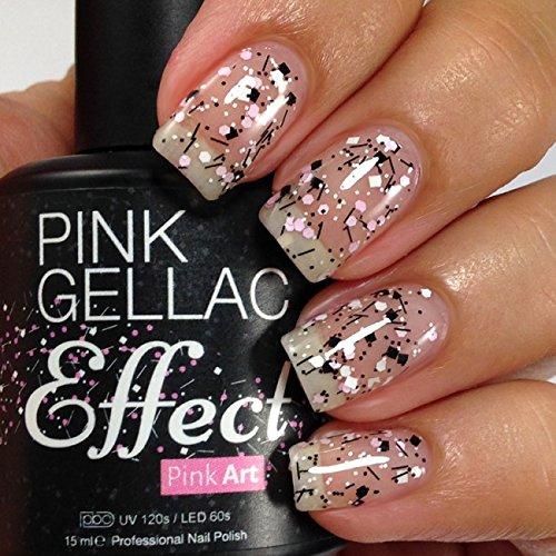 Rose Effet Gellac Rose Art