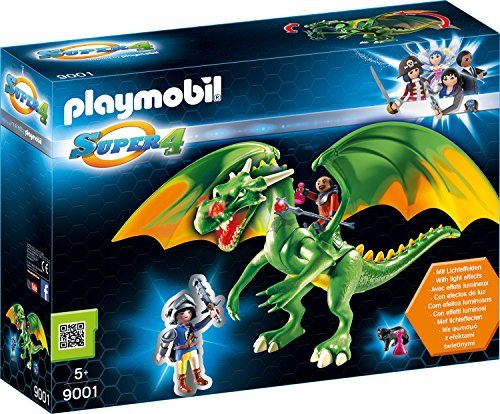 Playmobil 9001 - Ritterland-Drache mit Alex