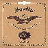 Aquila AQ U NN 94U New Nylgut Mini Ukulele Set (GCEA Soprano Piccolo, octave up)