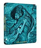 Locandina La Forma Dell'Acqua - Steelbook Blu-Ray Esclusiva Amazon
