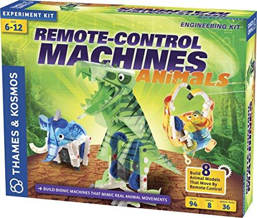 Thames & Kosmos Remote Control Machines, Multi Color