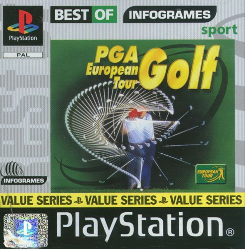 PGA European Tour Golf  (Best of)