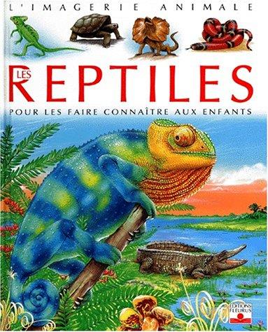 Les Reptiles par Cathy Franco