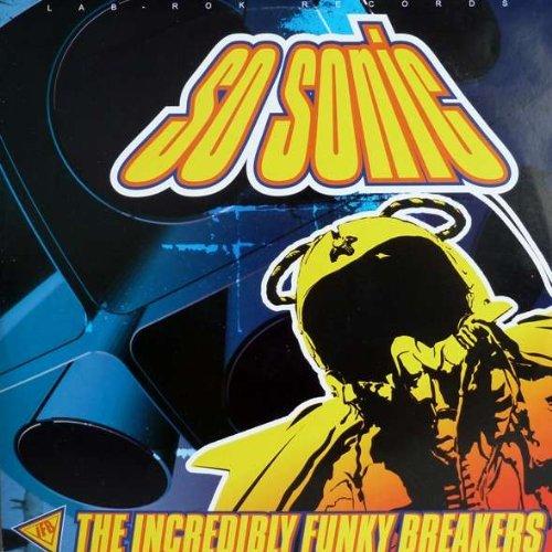 Incredibly Funky Breakers, The - So Sonic - Lab - Rok Records - LR 006 (Breaker Inter)