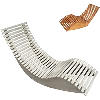 sonnenliege schwungliege aus holz apollon perfekt f r balkon oder garten. Black Bedroom Furniture Sets. Home Design Ideas